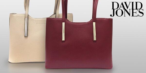 Elegantné dámske kabelky David Jones
