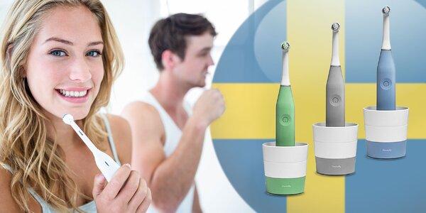Švédska starostlivosť o chrup