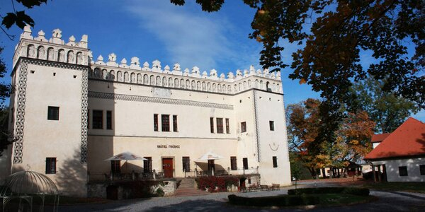 Zažite kúsok histórie v kaštieli Fričovce***