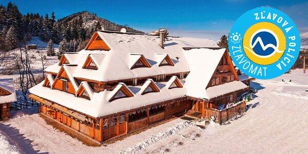 Hotel Strachanovka*** s wellness a top aktivitami v Nízkych Tatrách v Jánskej…