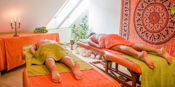 Ayurvédsky masážny balíček Mawathagama