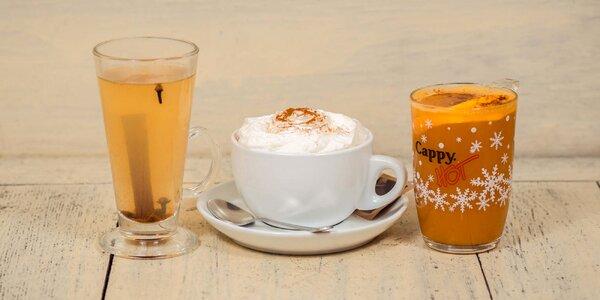 Zohrejte sa v Grand caffe s vianočným drinkom