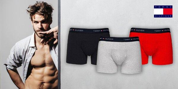 Pánske boxerky Pierre Cardin alebo Tommy Hilfiger