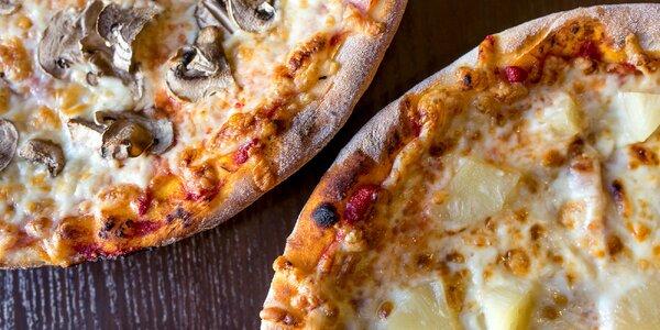 Vyberte si z 5 druhov talianskej pizze v The Beer House alebo v Korze