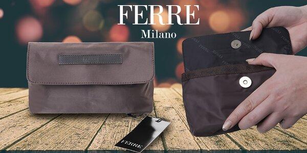 Luxusná kozmetická taštička talianskej značky Ferré