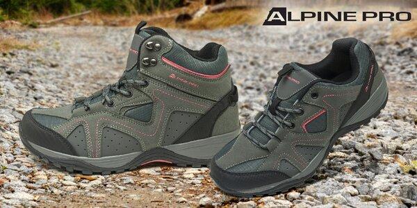 Dámske topánky do terénu od značky Alpine Pro