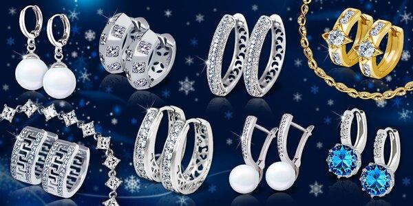 Nová kolekcia Brillance - nádherné šperky s leskom skutočných briliantov