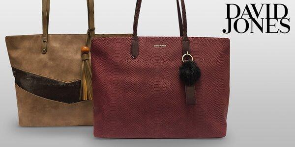 Dámské kabelky David Jones v jesenných farbách