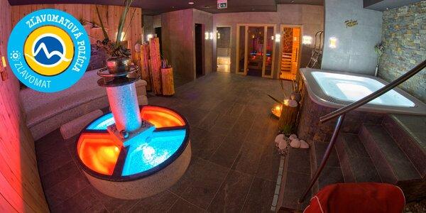 Wellness pobyt v krásnom hoteli Zerrenpach*** + Silvester