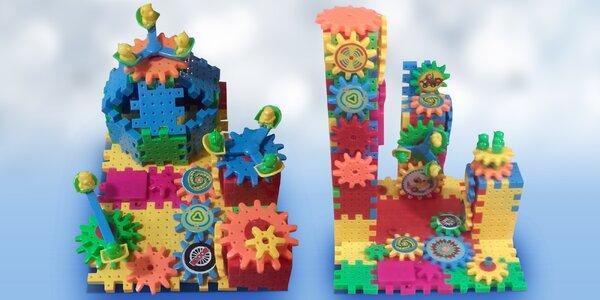 Detská pohyblivá stavebnica Toy Set Box
