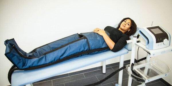 Tlaková telová lymfodrenáž s možnosťou oxygenoterapie