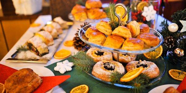 Tradičné pečivo i koláče s poctivou domácou receptúrou