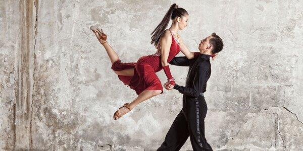 Kurzy tancov pre tanečné páry