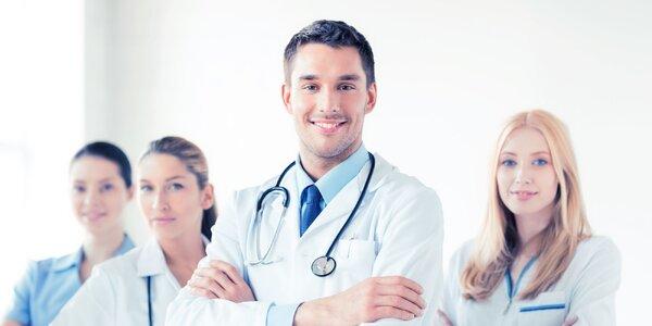 Vyšetrenie konečníka v zdravotníckom zariadení