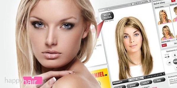 1,45 eur za vaše vlasy a vzhľad tisíckrát inak!