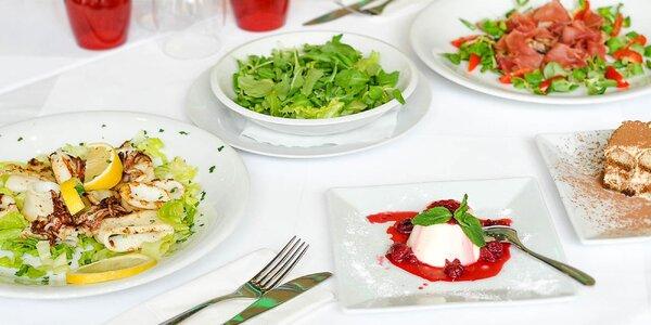 Otvorený voucher na jedlo: Brunos ristorante