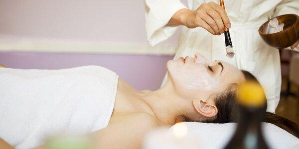 Okysličujúce ošetrenie francúzskou kozmetikou