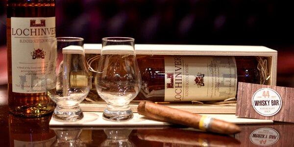 Darčekové balenie whisky vo WhiskyBar44