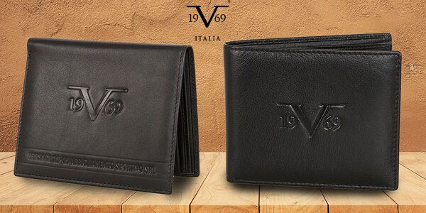 Luxusné kožené peňaženky 19.69 pre mužov
