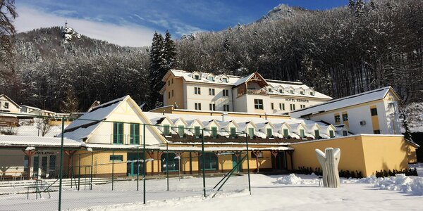 Zimný alebo jarný pobyt v Hoteli Remata***