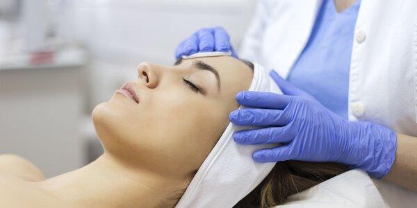 Basic a luxury ošetrenie tváre v salóne LD Visage