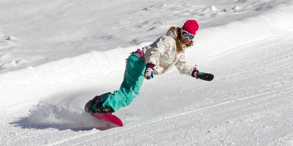 Celodenný skipas do lyžiarskeho strediska SKI SPORT CENTRUM MALÁ LUČIVNÁ
