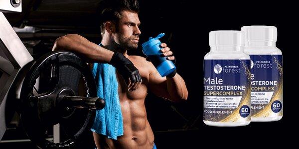 Testosterónový superkomplex - balenie 60 tbl.