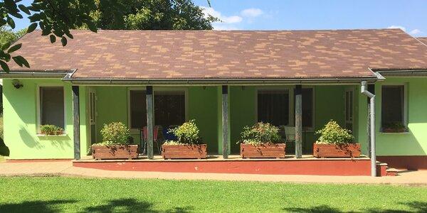 Ubytovanie v súkromí v bungalovoch v Podhájskej