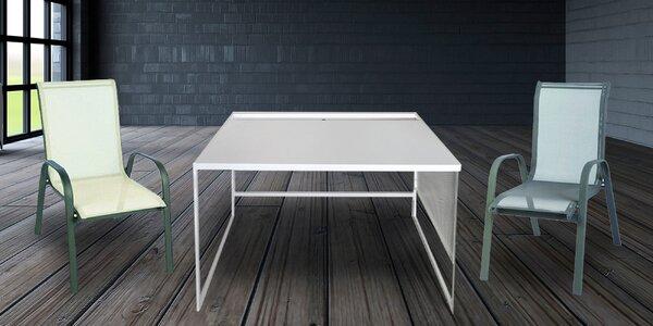 Konferenčná či záhradná stolička a stôl Linder Exclusiv