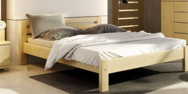 Nový vietor do vašej spálne alebo detskej izby. Nábytok z masívu!