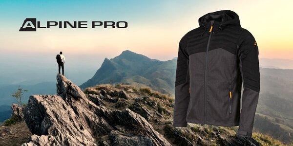 Pánska softshellová bunda Alpine Pro JAUMET