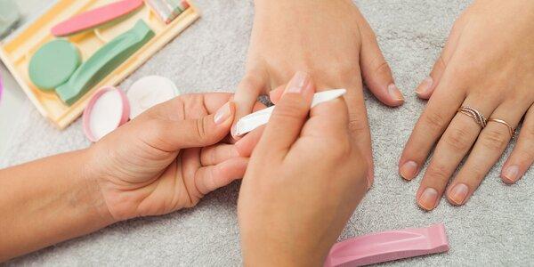 Medicinálna pedikúra a japonská manikúra