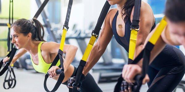 Vyskúšajte cvičenia na TRX v Body Zone!