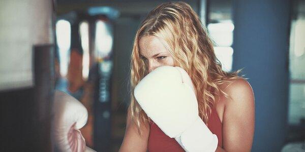 Vstup či mesačné členstvo v boxerni