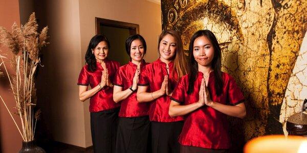Vyberte si z ponuky thajských masáží a oddychujte!