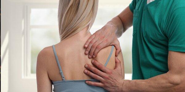 Fyzioterapia a poradenstvo v K-physio