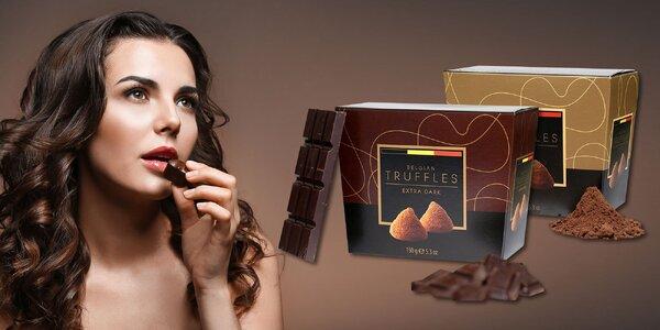 Belgická čokoláda: pochúťka, čo sa roztápa na jazyku