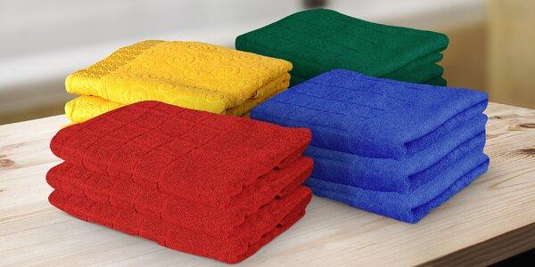 Osušky a uteráky z egyptskej bavlny