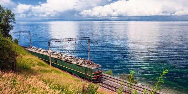Strhujúci zážitok zo Sibíri a Transsibírskej magistrály
