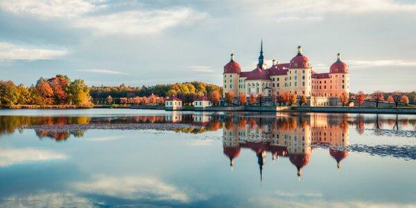 Tropická prehliadka Berlína a Moritzburgu