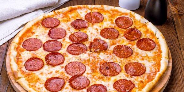 TOP Pizza Classic s nápojom podľa vlastného výberu