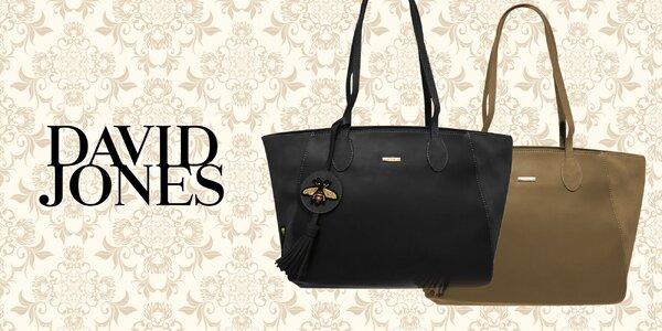 Dámske kabelky David Jones, roztomilá výšivka