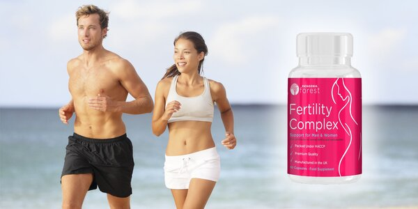 Vitamínový doplnok pre mužov i ženy Fertility komplex