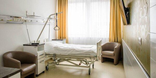 Nadštandardné služby pri operácii kolena