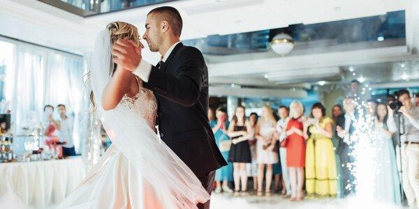 Svadobné tanečné rýchlokurzy a kurz spoločenských tancov