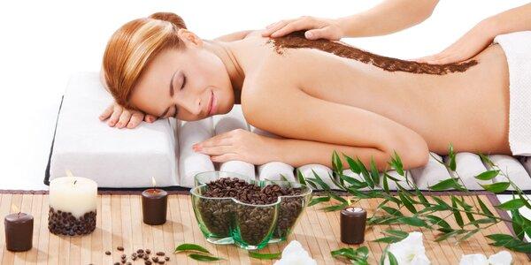 Masáže celého tela či aromaterapeutický zábal