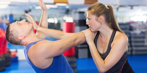 Kurz sebaobrany pre ženy - 16 lekcií aj s certifikátom EMAA