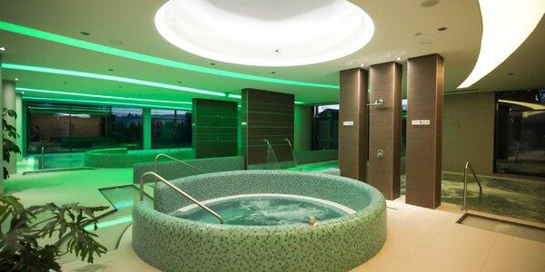 Relax v termálnych prameňoch v hoteli pre dospelých!