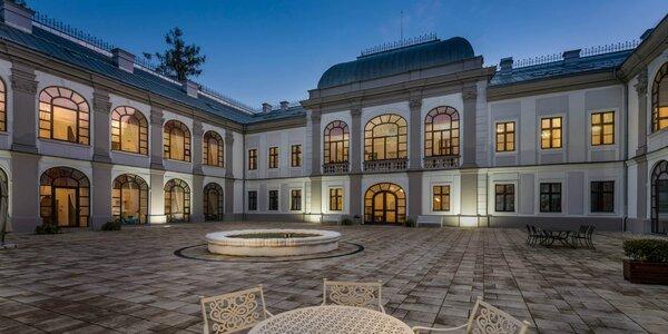Výnimočný pobyt v kaštieli Gino Park Palace****