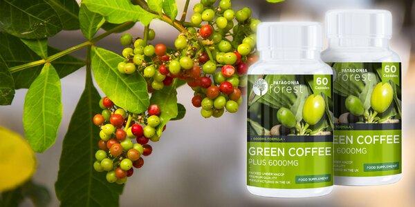 Zelená káva - super antioxidant